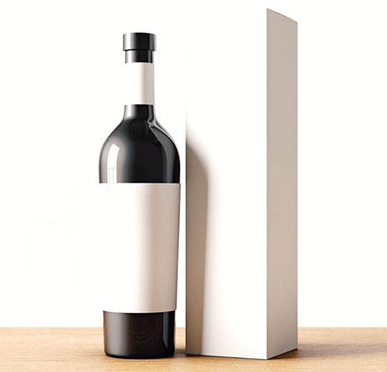 Víno jako náklad.
